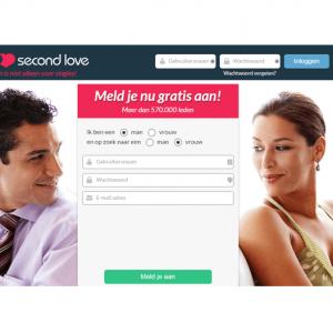 screenshot secondlove.nl
