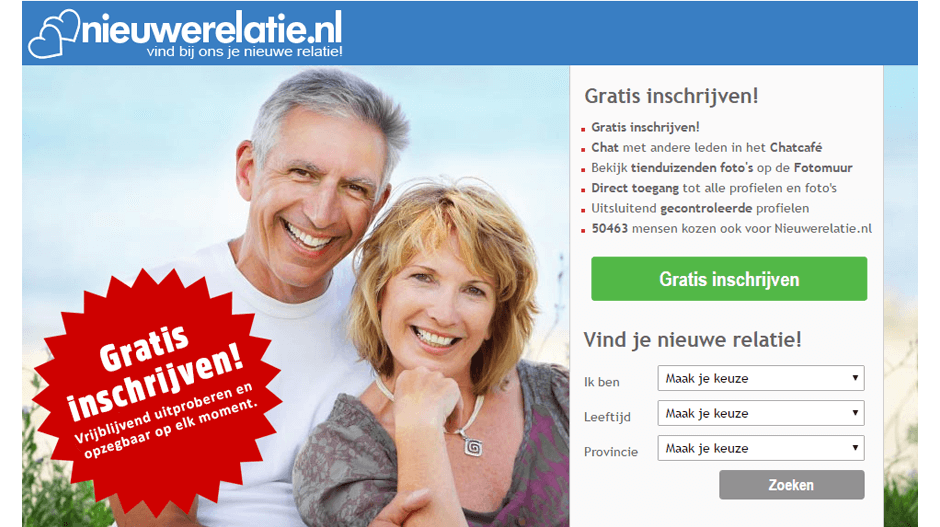 Dating site gratis chatten