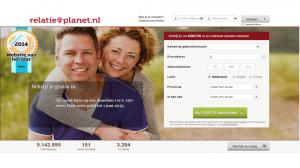 overzicht relateplanet.nl