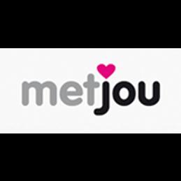 metjou.nl logo, daten op eigen tempo