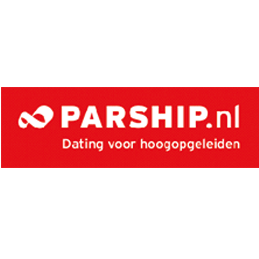 Parship logo, dating hogeropgeleiden