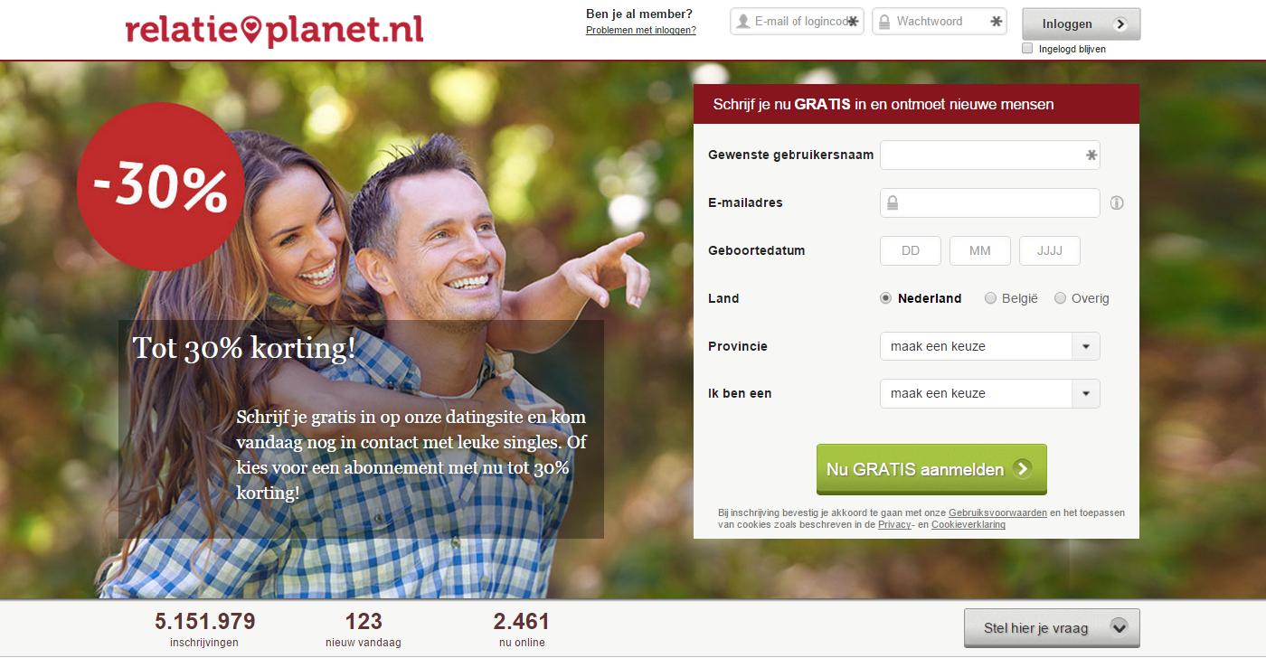 dating sites intieme ontmoetingen