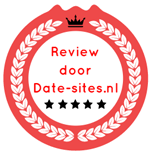 review door date-sites.nl badge